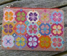 rosa Cross Stitching, Cross Stitch Embroidery, Embroidery Patterns, Cross Stitch Designs, Cross Stitch Patterns, Palestinian Embroidery, Textiles, Ethnic Patterns, Fabric Beads