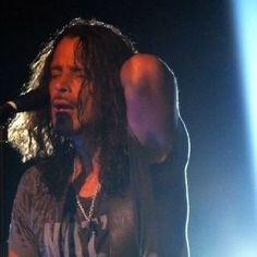 #chriscornell ..this is. My. All time Favorite!!!   In love & sad