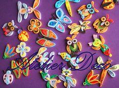 Kapcsolódó kép Paper Quilling Jewelry, Desserts, Handmade, Projects, Paper Jewelry, Tailgate Desserts, Quilling Jewelry, Deserts, Hand Made