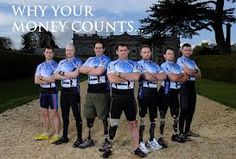 Why your money counts Help For Heroes, Counting, Cycling, Forget, Soccer, Money, Sports, Football, Hs Sports