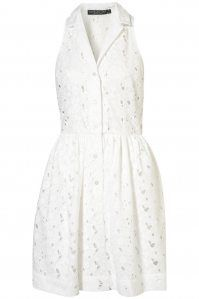 little white dress #summer #fashion
