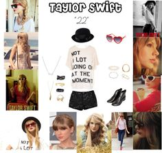 """Taylor Swift"" by jessicajeo on Polyvore"