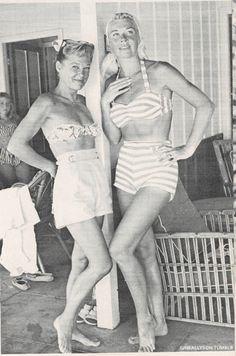 June Allyson & Doris Day