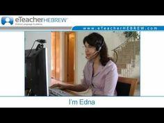 Learn Hebrew Online with eTeacherHebrew