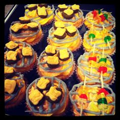 Father's Day grill cupcakes #shopnsave #fathersday #pghfrugalmom