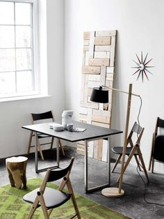 Office Design Home Office Design Plan- A Design Story Home Offices HAD Office / Had Architects John Lewis home office Office Interior Design, Office Interiors, Office Designs, Guest Room Office, Office Decor, Office Ideas, John Lewis, Apartment Office, Workspace Inspiration