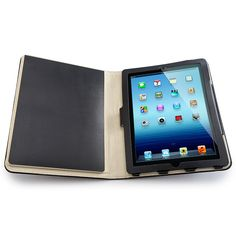 Moleskine iPad 3 / iPad 4 Tablet Cover + Volant Notebook, MoleskineUS