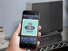 Coming soon: a new way to whizz your tunes around your home wirelessly
