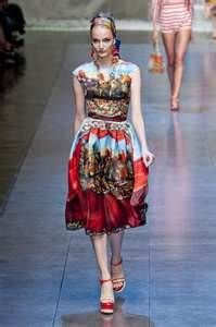 dolce and gabbana spring summer 2013 IMAGES - Bing Images