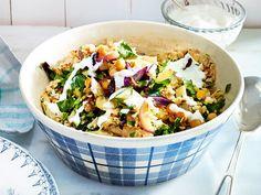 Schnelle vegetarische Gerichte – in 30 Minuten fertig! - blumenkohl-couscousart Rezept
