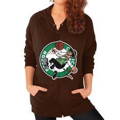 Celtics Parody Zip Hoodie (WOMEN)