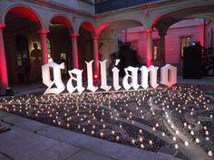 Galliano Presentazione Neon Signs, Fashion, Moda, Fashion Styles, Fashion Illustrations