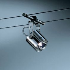High Line Rony Chrome Cable Track Head Bruck Lighting Systems Cable Fixtures Track Lightin