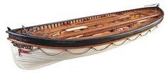 Latina 1/35 Titanic's Lifeboat