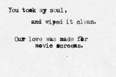 Kodaline~ All i want lyrics.