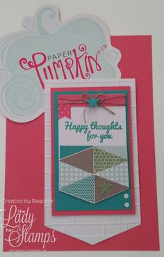 A few Alternates to My June Paper Pumpkin Kit!