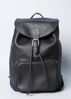 Montague backpack, made in Brooklyn