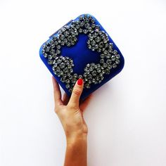 #BagsByBlahnik coming out to brighten up a rainy day in #London!