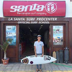 @airam_surfer el joven #Team #Rider de @lasantaprocenter y @lasantasurf muy contento con su nueva tabla #lasanta by @bulkley_surfboards  55 Modelo-Beachbreak . #surfstore #surfshop #lasantasurfprocenter #surflanzarote #surfcanarias #surflasanta #surfboard #tiendadesurf #surfshoplanzarote #surfshopcanarias #surfstorelanzarote #like4like #famara #likeforlike #lanzarote #islascanarias #surfcanario #lasantaprocenter #surfschool #surftime #surfing http://ift.tt/SaUF9M