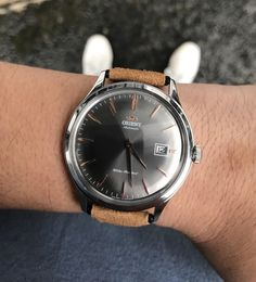 [Orient Bambino] This came in today. The Bambino v4. : Watches