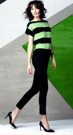 c1315aba787 Cómo combinar el color menta para esta temporada Cute Casual Outfits