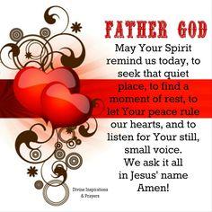 Yes & Amen........