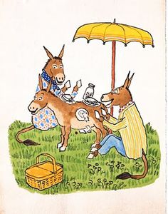 Sylvester and the Magic Pebble, by William Steig