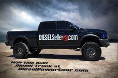 #diesels #trucks #Liftedtrucks #turbo #dieseltrucks #black #diesel #giveaway #dieselpowergear #dieselpower #dpg #builtdiesel #dodge #ram #cummins #ford #chevy #gmc #powerstroke #duramax #dieselsellerz #sell #trucks #online