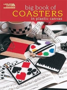 Big Book of Coasters Front Cover