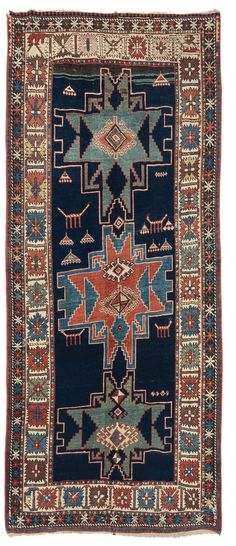 A caucasian rug Shirvan end 19th early 20th century. Overall very good condition. from cambi casa d'este