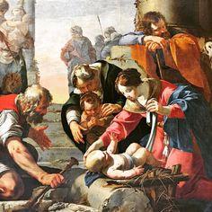 L'Adoration des bergers - 1635  Laurent de La Hyre (1606-1656)