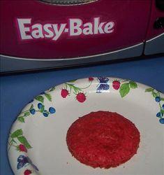 Easy Bake Oven Homemade Recipe