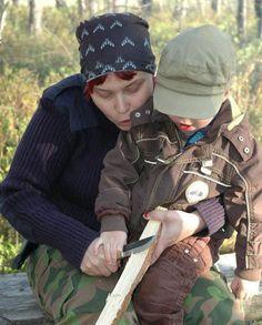 Kuukauden retkeilyblogi: Arctic spell – retkeilyä lasten kanssa | Retkipaikka