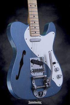 Fender Custom Shop Master Built '50s Telecaster Thinline w Bigsby