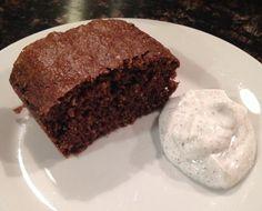 Opskrift på Sund Chokoladekage med vaniljecreme