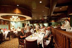 Casual Fine Dining Experience Restaurant at Bally's Sterling Bruch, Las Vegas