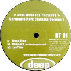 Mike Huckaby - Harmonie Park Classics Volume 1
