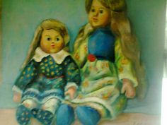 Items similar to Earlier work of S.Okuhara on Etsy Trending Outfits, Unique Jewelry, Handmade Gifts, Painting, Etsy, Vintage, Art, Kid Craft Gifts, Art Background