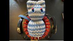 Addi Knitting Machine, Circular Knitting Machine, Knit Crochet, Crochet Hats, Make Your Own, Make It Yourself, Loom Knitting Projects, Sticks, Workshop