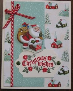 Stampin' on the Prairie: Home for Christmas Cards & Tags, Stampin' Up!, Cozy Christmas stamp set