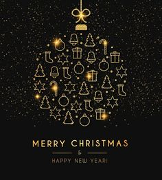 Beautiful merry christmas pictures Xmas aesthetic pics for friends and family. #merrychristmaspictures #xmaspictures #happychristmaspictures Happy New Year Background, Merry Christmas Background, Merry Christmas Banner, Merry Christmas Greetings, Christmas Card Template, Merry Christmas And Happy New Year, Vector Christmas, Christmas Tree, Happy New Year Cards