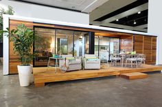 The recently launched Connect:Homes has set out to design and manufacture modern and affordable green prefab homes, all made in one California factory. The units can be shipped most anywhere and with relatively low costs in comparison to other green prefabs on the market.