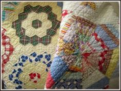 nice old quilts
