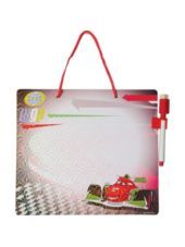 Cars 2 Dry Eraser Message Board - Party City