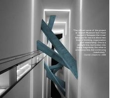 An analysis of Daniel Libeskind's Jewish Museum in Berlin Germany.