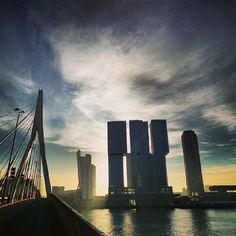 I´m going to stay there :-) Nhow Rotterdam