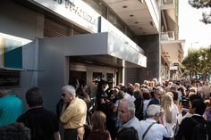 Huge Lines of Greek Pensioners Desperately Trying to Withdraw Money Took Over Athens Today | VICE | United States