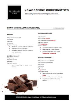 Nowoczesne Cukiernictwo