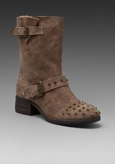 ...studded boots: I need you and cannot wait until fall.