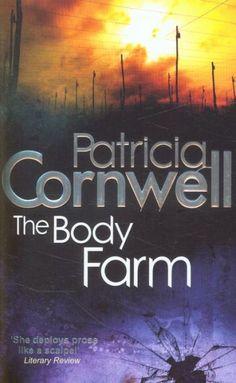 The Body Farm by Patricia Cornwell #PatriciaCornwell